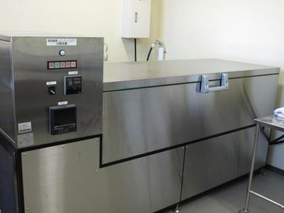 RILEM CIF/CDF試験装置
